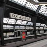 カールスルーエ駅