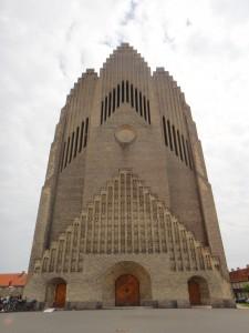 コペンハーゲンの教会