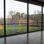 Kunsthalle Bielefeld(美術館から)