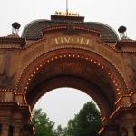 チボリ公園入口