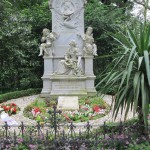 Bonn シューマンのお墓