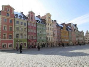 Wrocłow, Poland