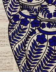 Detail of Mari Ota's Work